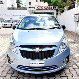 Chevrolet Beat LS Diesel, 2013, Diesel