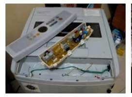 Melayani perbaikan mesin cuci matic & manual,servis ac & kulkas