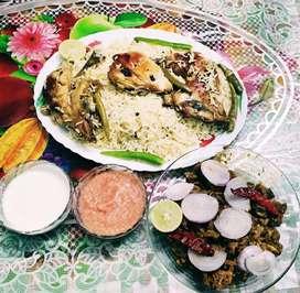 Running Arabic restaurant for sale in Aluva Town