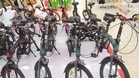 Kredit sepeda bisa cicilan proses gampang
