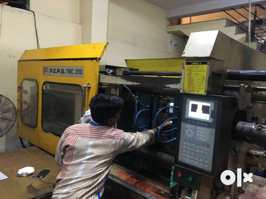 Injection Moulding Machine 0