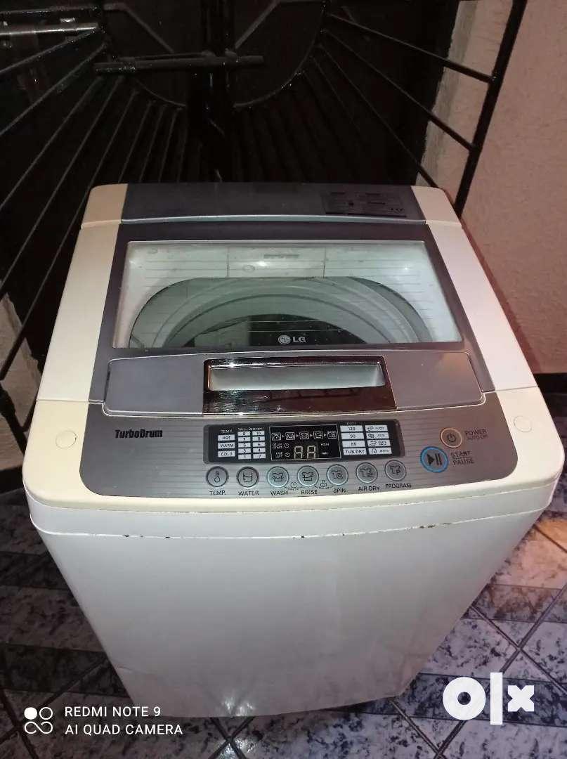 LG 6.5KG Intello wash washing machine