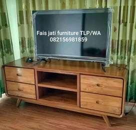 Jual aneka bufet tv retro