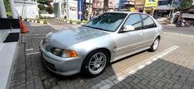 Dijual Honda Civic Genio AT 1993 plat D Bandung pajak hidup