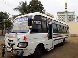 Mini bus swaraj  Mazda A/C