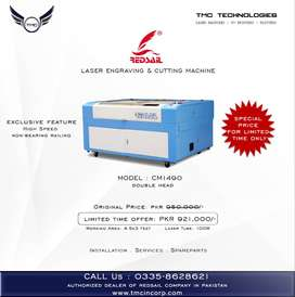 Laser Cutting & Engraving Machines., Peshawar..