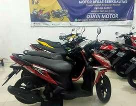 +Honda vario 125 Merah