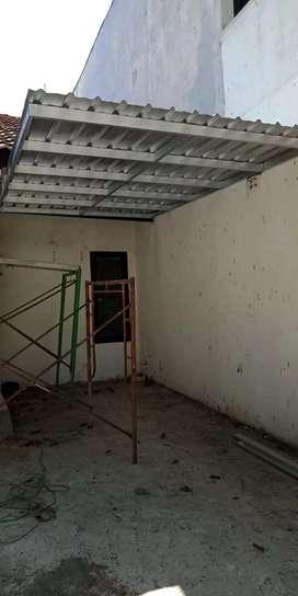 Trima pemasangan kanopi dn plafon