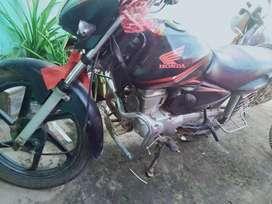 Honda shine best condition