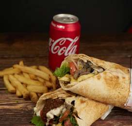 Need an expert cook to shawarma and fries