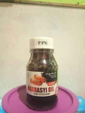 Habbasyi Oil (Habbatussauda) isi 210 kapsul