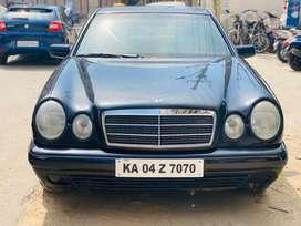Mercedes-Benz E-Class 200 K Classic, 1998, Petrol