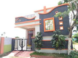 1000SFT 2BHK INDEPENDENT HOUSE AVAILABLE IN GATED COMMUNITY VENTURE