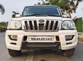 Mahindra Scorpio 2002-2013 SLE BS IV, 2010, Diesel