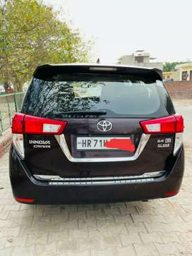 Toyota Innova Crysta 2019