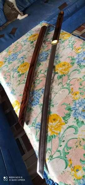 pedang katana shirayasa baja truck tronton