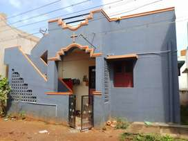 House for rent in shikkander savadi , near jeeva Jyothi theatre