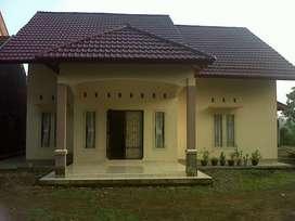 Rumah Luas 3 KT, 2 KM, Lubuk Linggau Utara