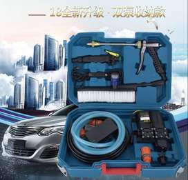 Car Washer 12v, Portable High-Pressure Washer, Car Cleaning Machine