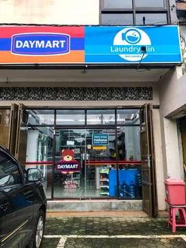 Disewakan cepat ruko Minimarket di Pusat Kota Purwokerto