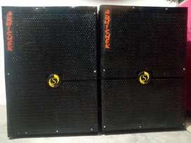 DJ box sound