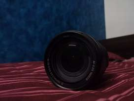 Nikon D5500 with 18-140mm Lens