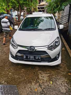 Toyota Agya, TRD, Matic, tahun 2018,