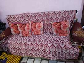 Sponge sofa