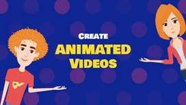 Required 2d 3d animator for animation video making after effects