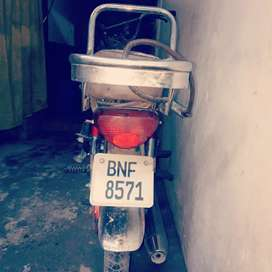 Rs 16000 Only Gialing motorcycle in a very good condition.