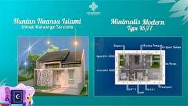 EKSKLUSIF Rumah Minimalis Modern 16mnt RS Siloam Purwakarta