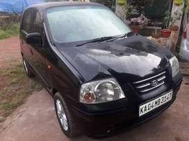 Hyundai Santro Xing 2005 Petrol 60,000Km Driven