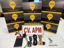 GPS TRACKER pengaman motor/mobil/bus (free server)