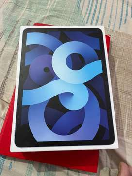 Apple ipad air 4 64gb wifi like new with all acc