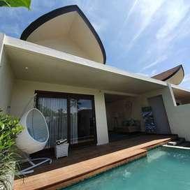 Villa 1 BR di Ubud Bali hanya 1 M an fully furnished