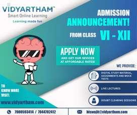 Vidyartham online classes