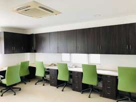 Commercial Office Furnisehd Rental