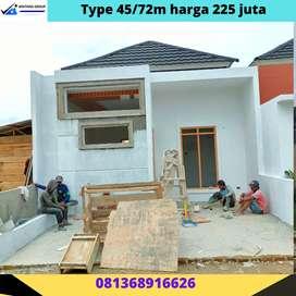 Rumah komersil elegan bandar Lampung