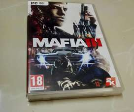 Mafia 3 PC DVD