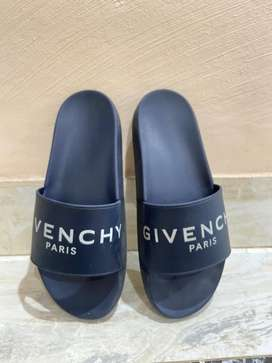 Givenchy navy slide