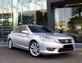 honda new accord 2.4 VTiL 2014 silver automatic