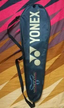 Zip cover for storing batminton tennis bat