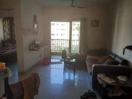 Semi furnished apartment for sale.- 46 Lakh
