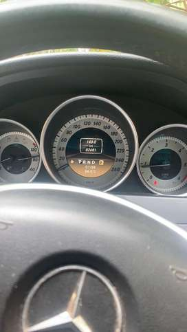 Mercedes-Benz C-Class 2012 Diesel Well Maintained