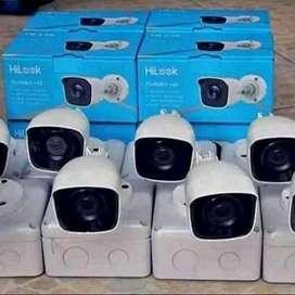Pemasangan kamera CCTV lengkap berkualitas