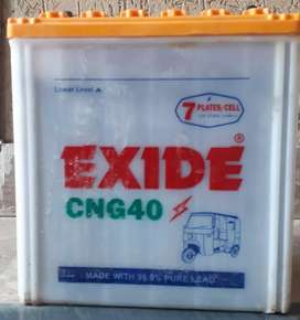 Exide bateryin good condition low price