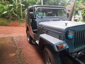 Mahindra Jeep 1982 Diesel Good Condition