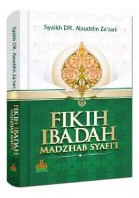 Buku Fikih Ibadah Madzhab Syafi'i