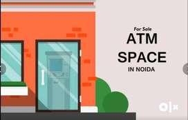 ATM Space for SALE with 40k Expected Rental Income Opposite Metro