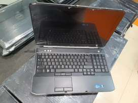 NamoTech-Dell e5430(i5.4gb.320gb.chr.15.6inch.) Like new Conditions